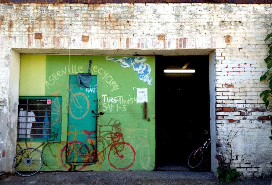 bike-recyclery-outside