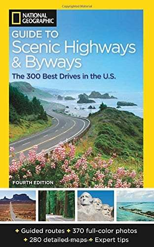 national geographic guide to scenic byways of the US