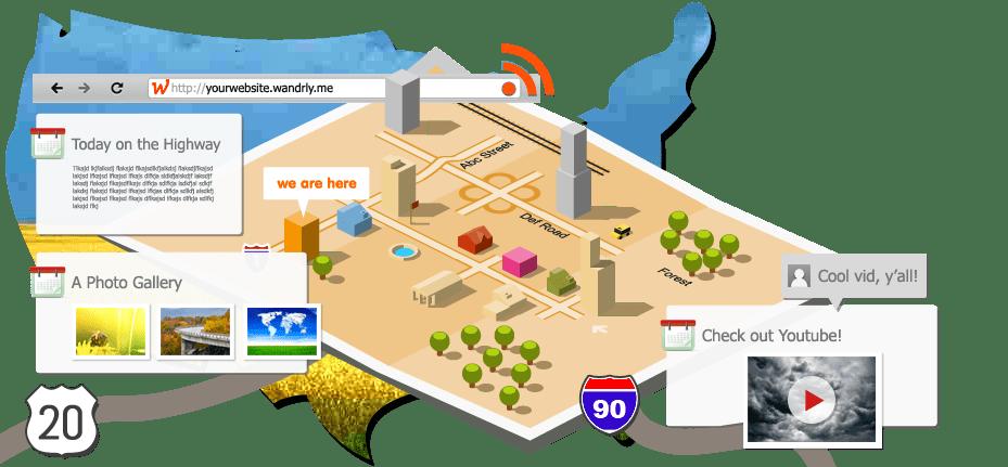 header-map