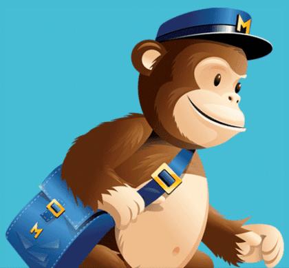 the Mailchimp mascot