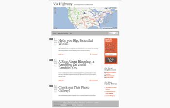 Screenshot of Example Site