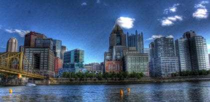 the city of pittsburgh