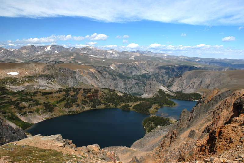 Beartooth Pass, Wyoming and Montana