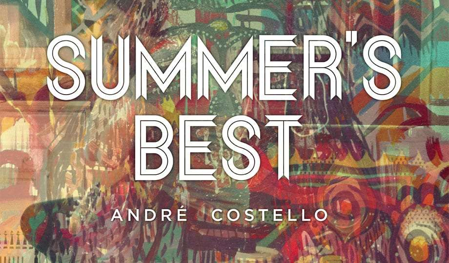 the cover of Andre Costello's Summer's Best EP