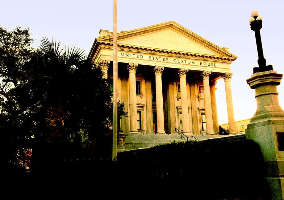 charleston customs house