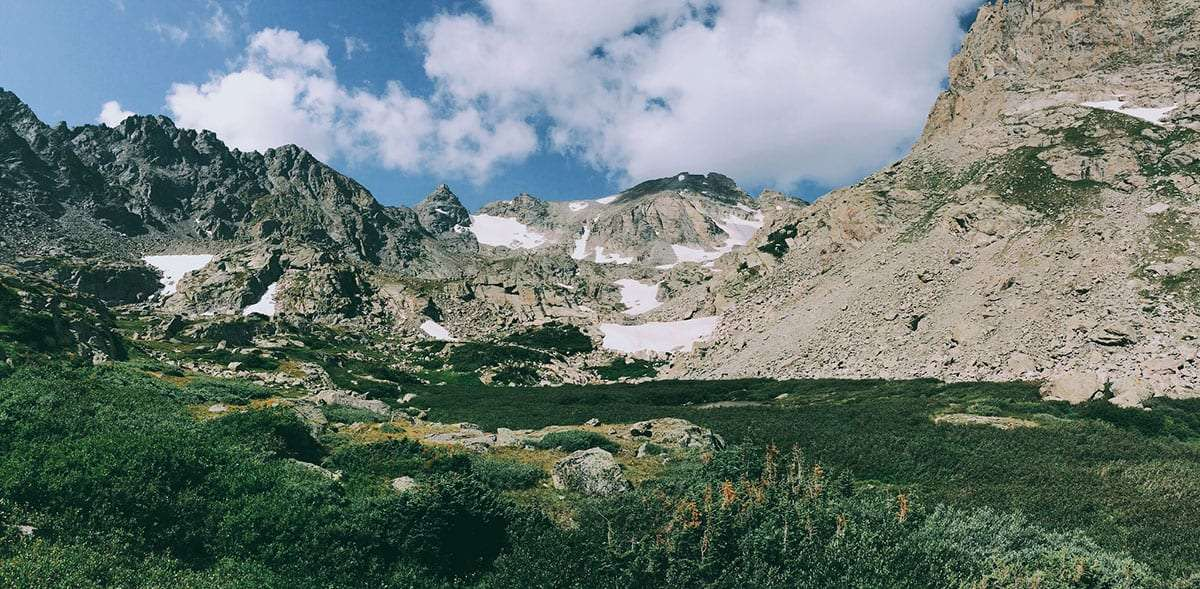 Indian Peaks Wilderness. Photo by Yuefeng D.