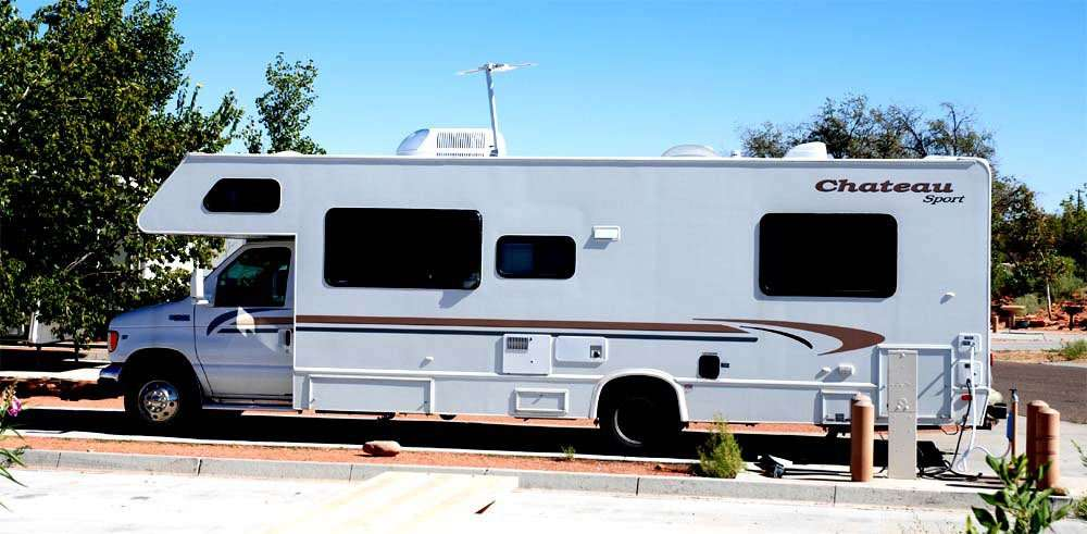 Build your own rv hookups