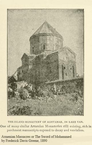 Armenia, Akhtamar, island, Van, Kurdistan, history, church