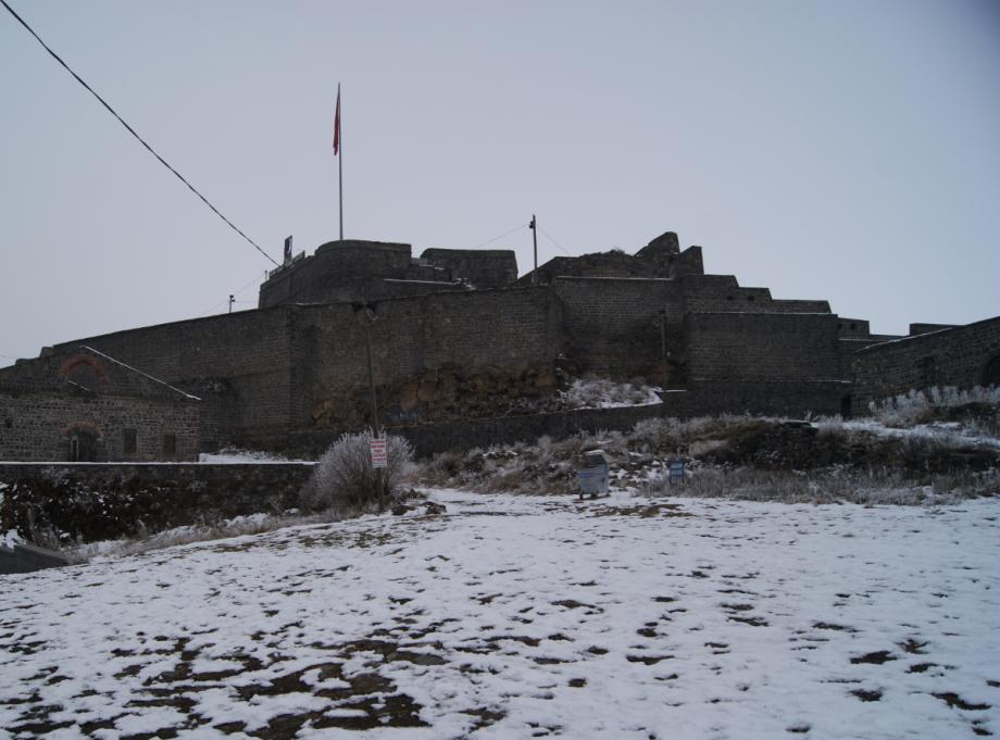 more ruins in armenia