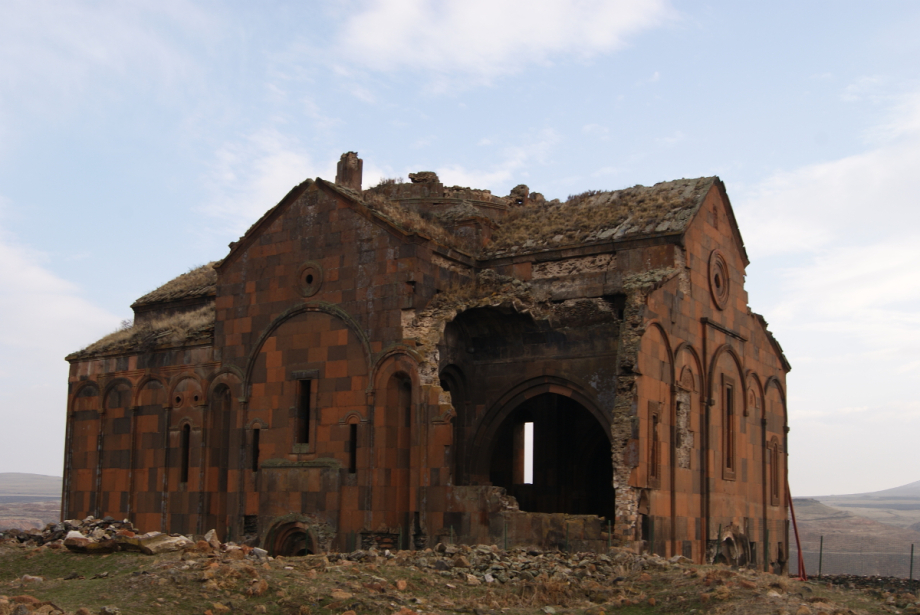 yep, even more Armenian ruins