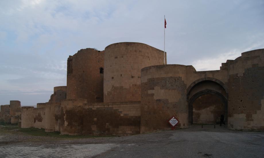 ruins in Armenia