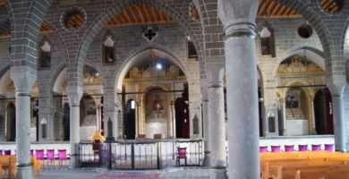 Diyarbakır, Surp Giragos, Turkey, Anatolia, travel, adventure, Armenia, history, genocide