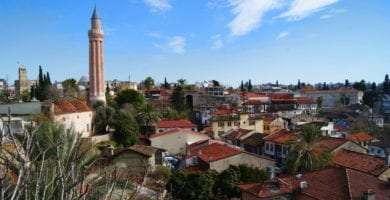Antalya, Turkey, travel, historic