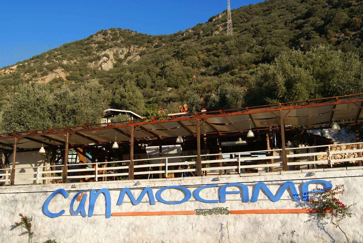 Turkey, camping, travel, adventure, Kaş, Can Mocamp