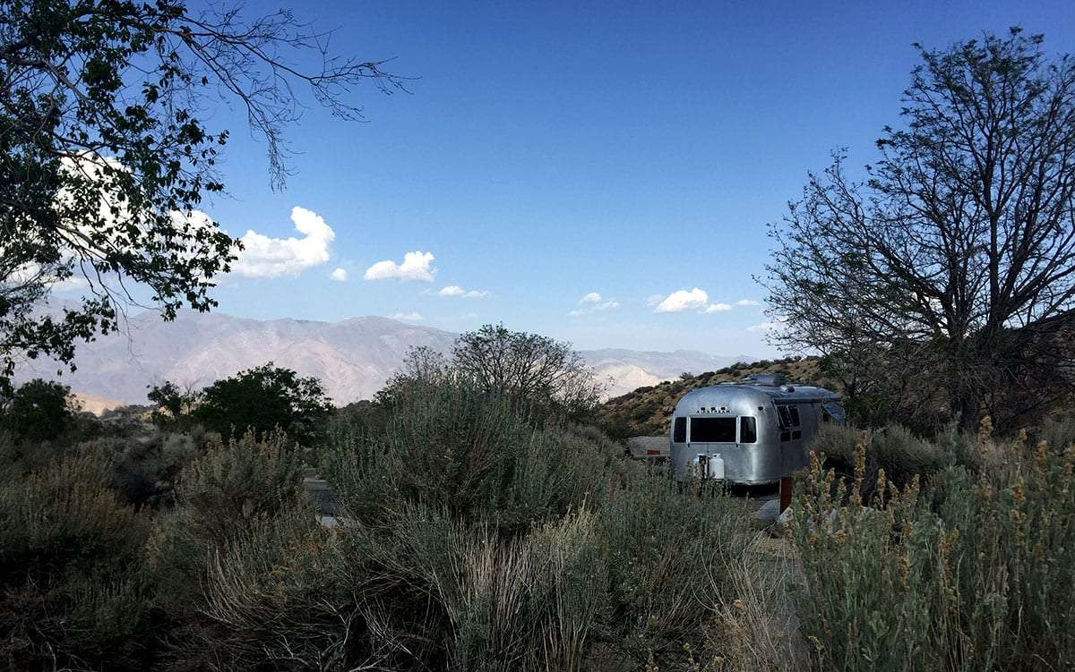 lone pine campground in lone pine, california