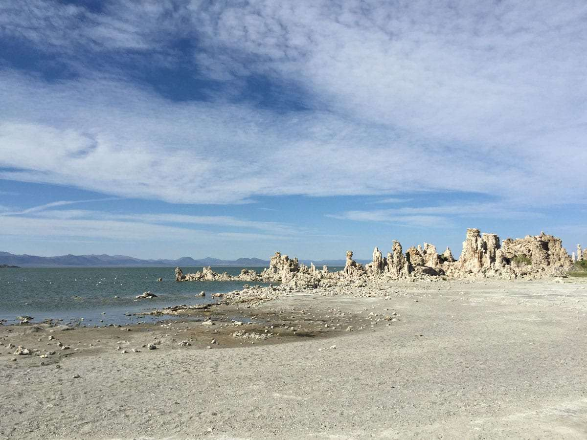sandy formations similar to hoodoos