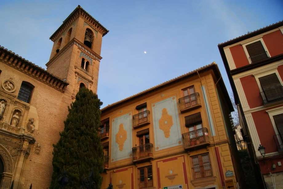 Granada, Spain, travel
