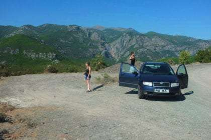 hitchhiking, Balkans, Bulgaria, roadtrip