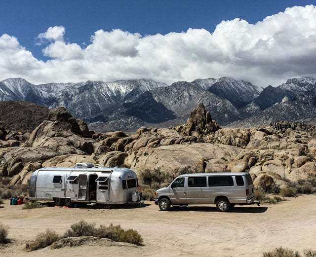 how to live in a van or RV full-time