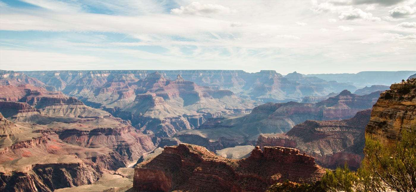sweeping grand canyon