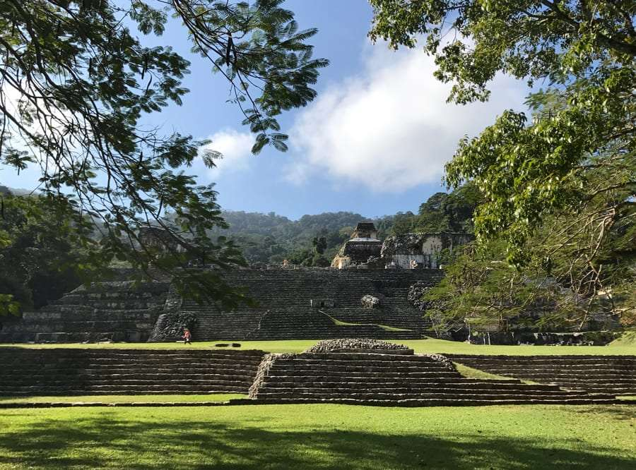 ruins of Palenque National Park