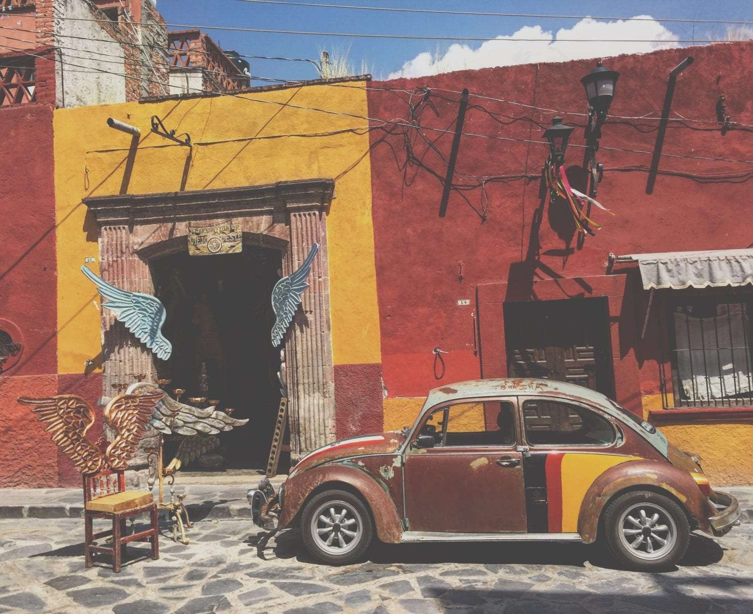Vandwellers guide to san miguel de allende for Craft beer store san antonio
