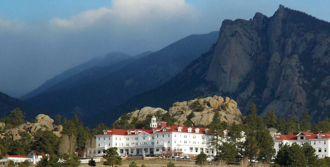 the stanley at estes park, colorado