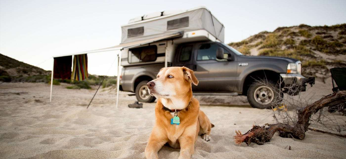 malta and the here until there truck camper