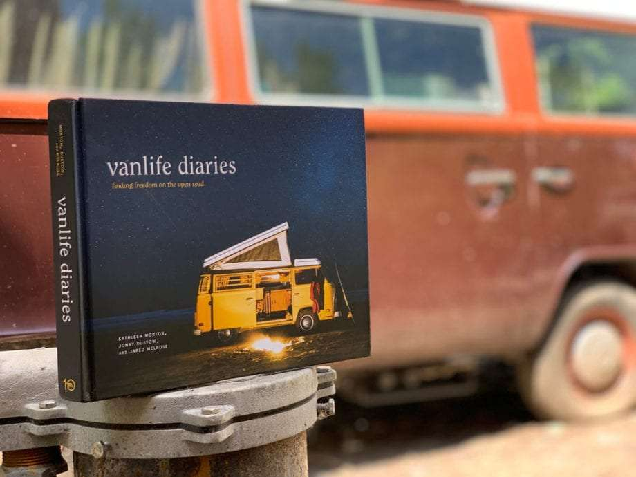 vanlife diaries book