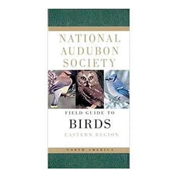 Audubon Society Field Guide to North American Birds (Eastern Edition)