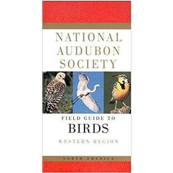 Audubon Society Field Guide to North American Birds (Western Edition)