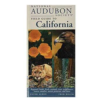 Audubon Society Field Guide to California
