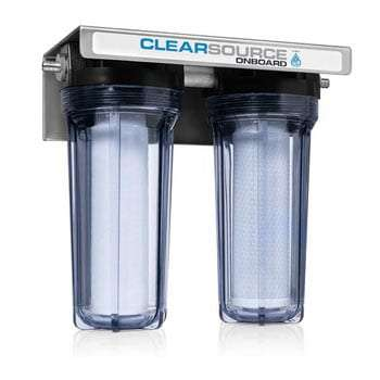 Clear Source Onboard Water Filter