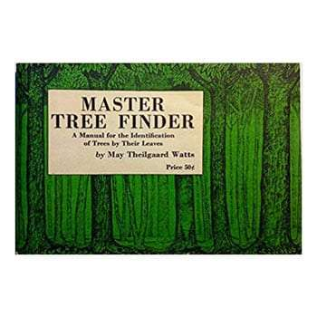 Master Tree Finder: A manual for the identification of trees by their leaves
