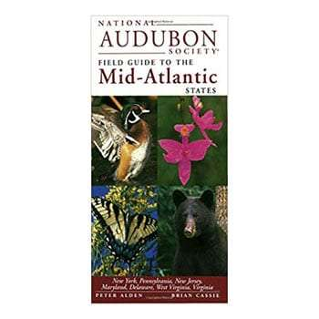Audubon Society Field Guide to the Mid-Atlantic