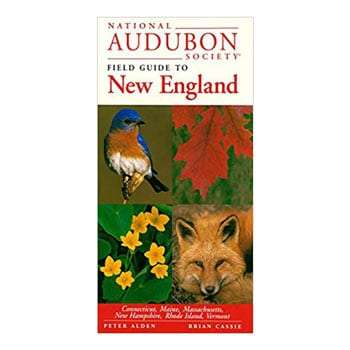 Audubon Society Field Guide to New England