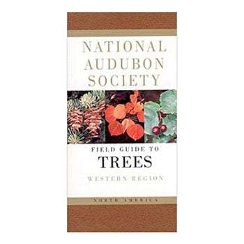 Audubon Society Field Guide to North American Trees (Western Edition)