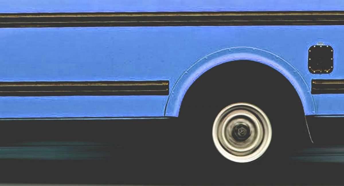 converted school bus, aka a skoolie