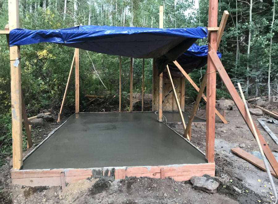 a smooth final product for the concrete pour