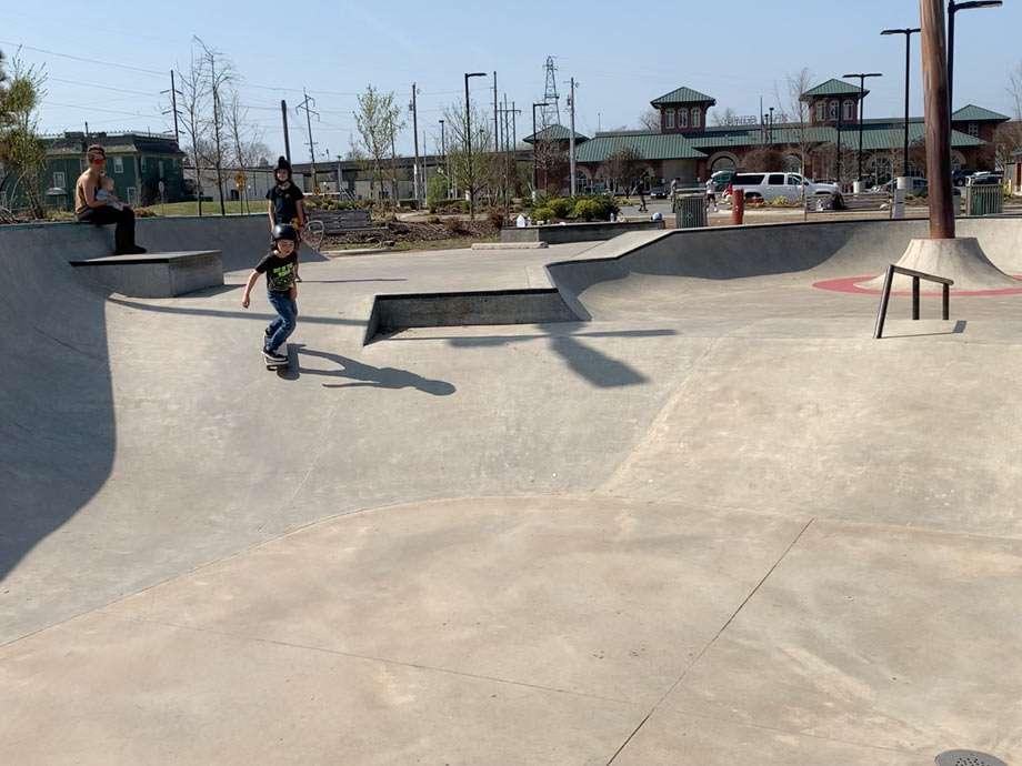 Fort Smith, Arkansas skatepark